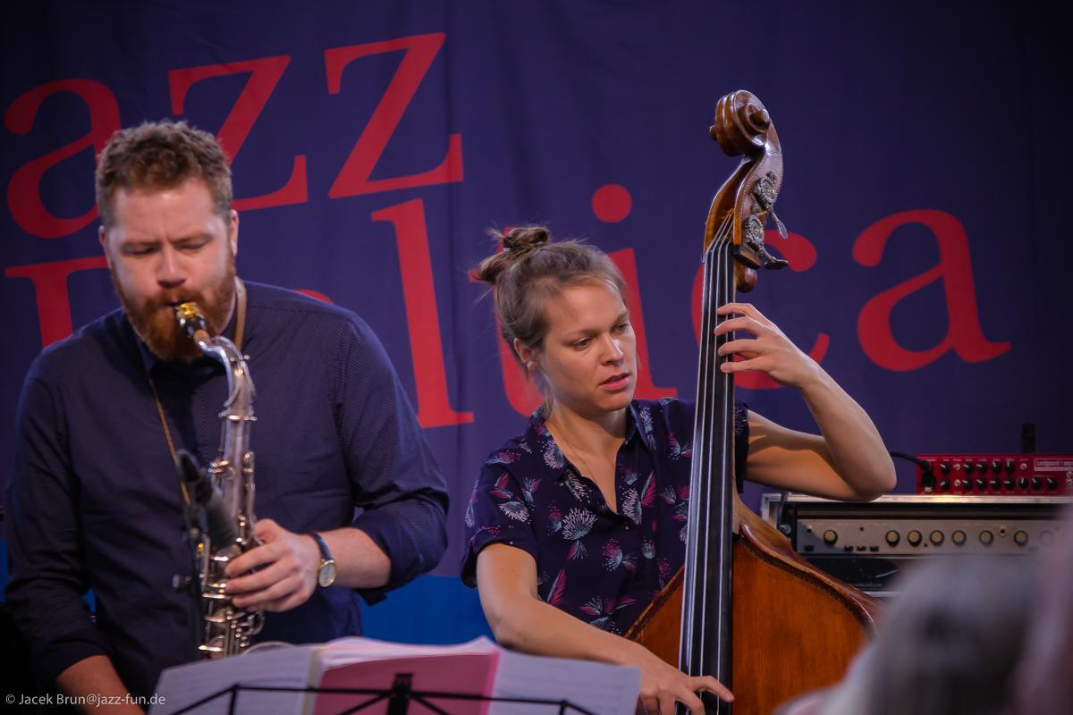 Hendrika Entzian Jazz Day Germany